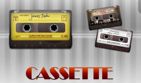cassette PSD