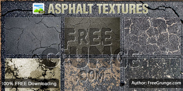 Asphalt Textures