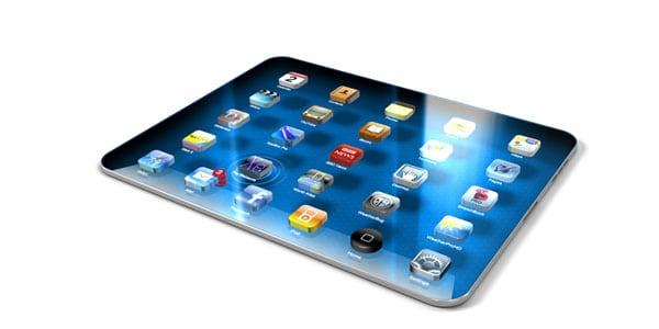 Apple iPad 3 release