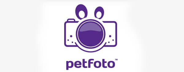 pet foto logo design