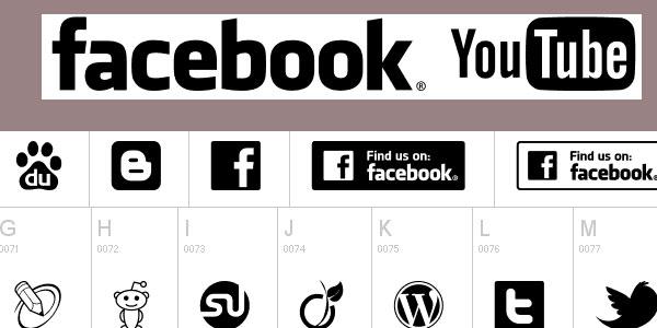social logos