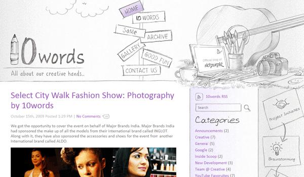 blog designs