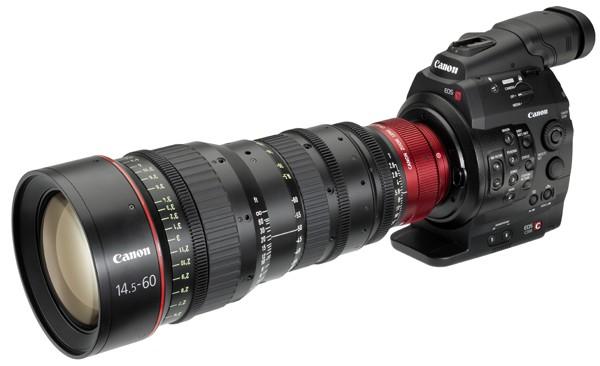 canonc300  cinema camera
