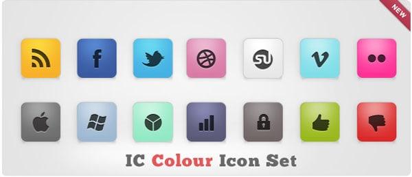 IC Colour Icon Set