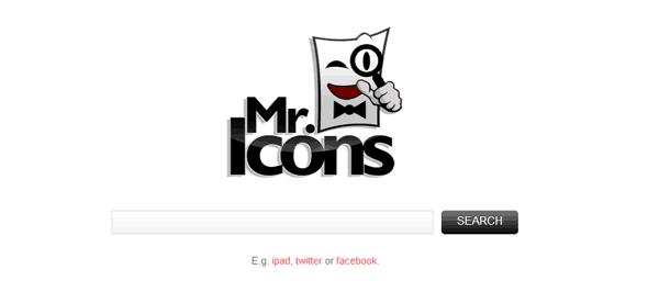 Mr. Icons - Icon Search Engine