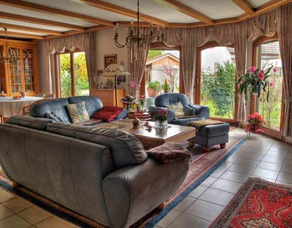 Mums Living Room