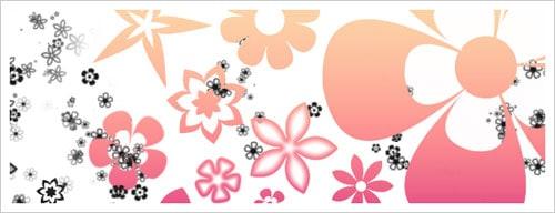 flower-brushes
