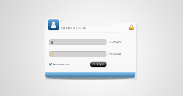 stylish-login-form-demo