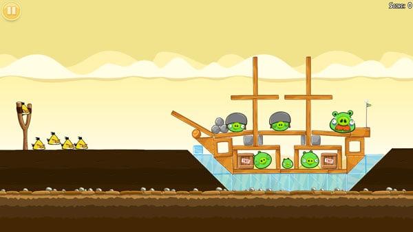 Angry Rovio Birds