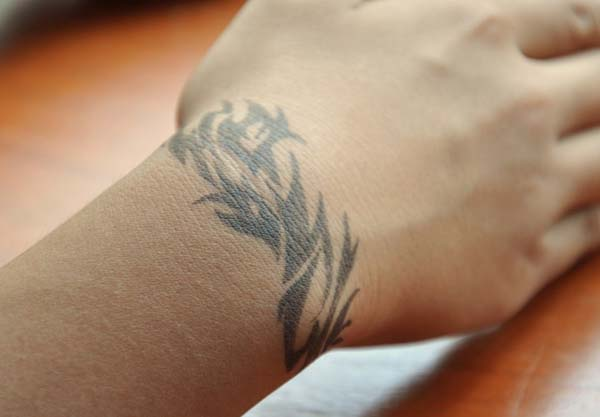 wrist tattoo collections
