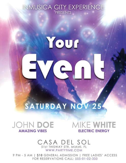 free_music_party_flyer_templates