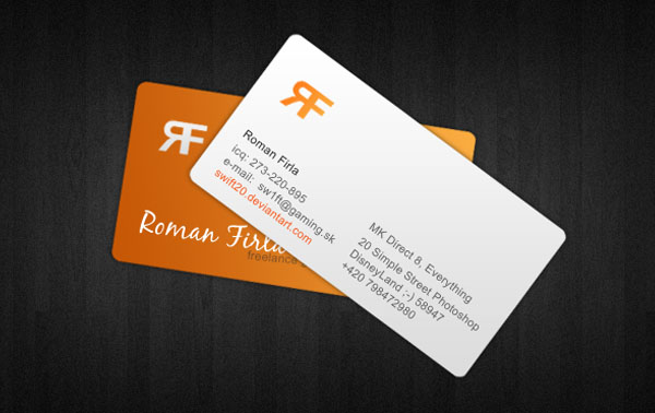 Perfect Business Cards