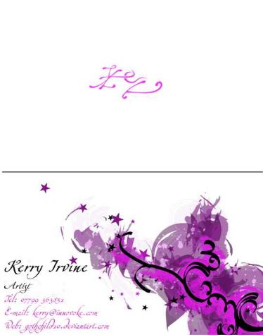Kez Business Cards