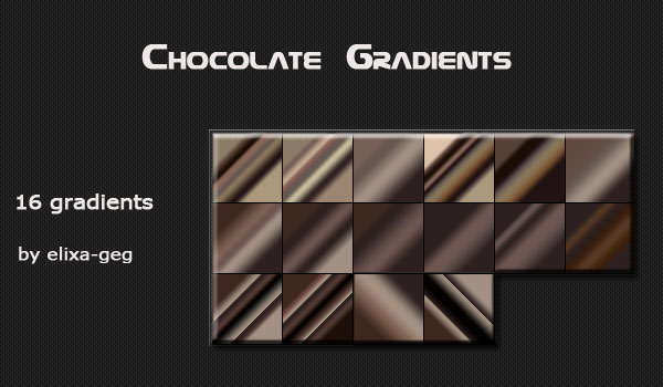 Chocolate Gradients