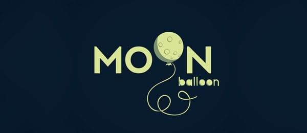 Moon Balloon logo