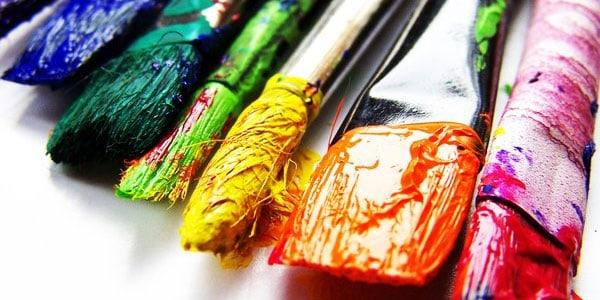 rainbow-brushes