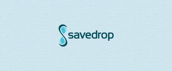 Savedrop logo
