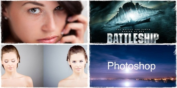 Photoshop CS6 Photo Effect Tutorials