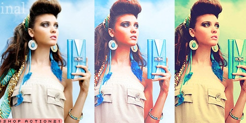 color correction photoshop actions