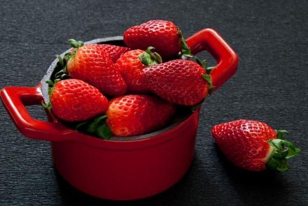 straberry fruit