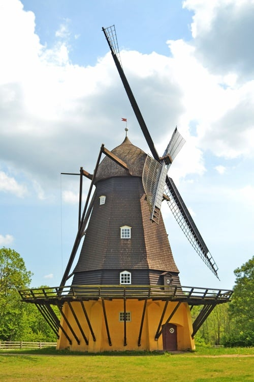 Historical Windmill