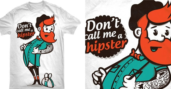 Hipster-beautiful-tshirt-designs