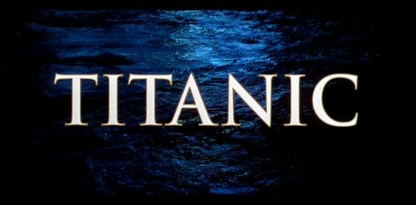 Movie titles typography 6