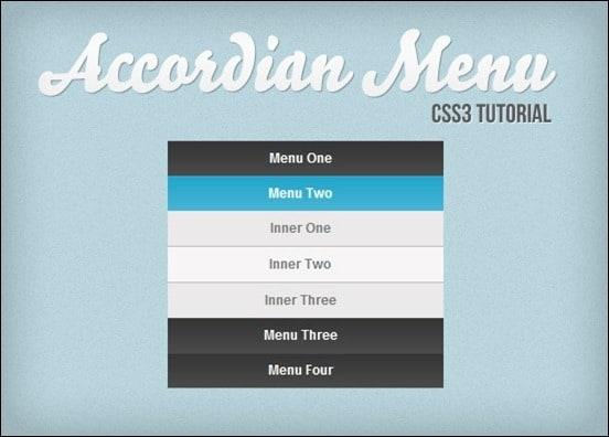 vertical-accordion-menu-using-css3
