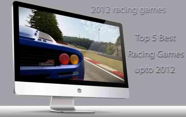 Top Best Racing Games 2012