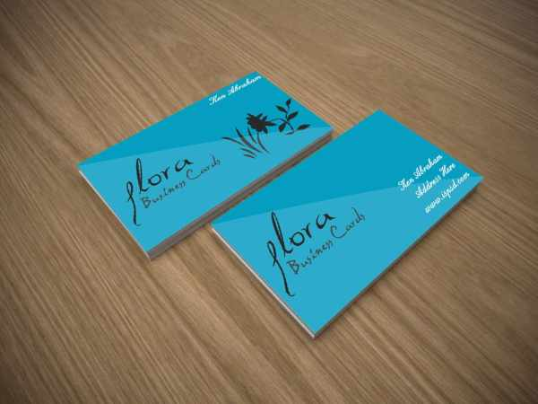 Business Card Mock Ups
