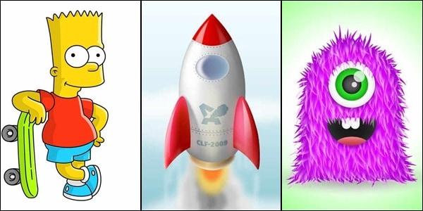 Adobe Illustrator Cartoon Illustration Tutorials