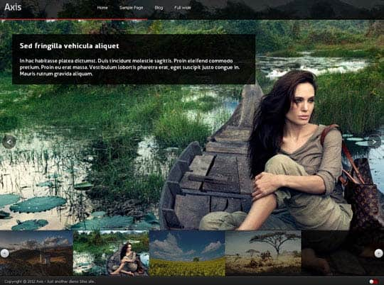free wordpress themes 2012