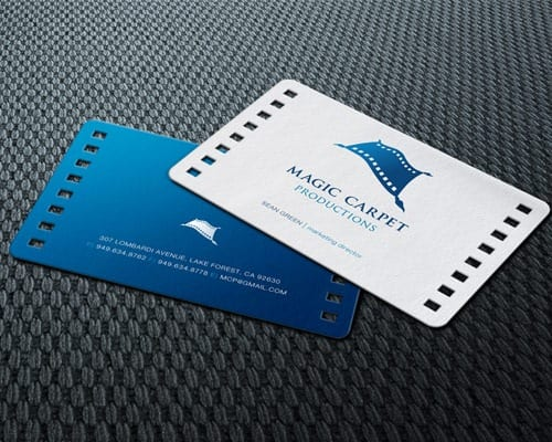 Creative Examples of Business Cards