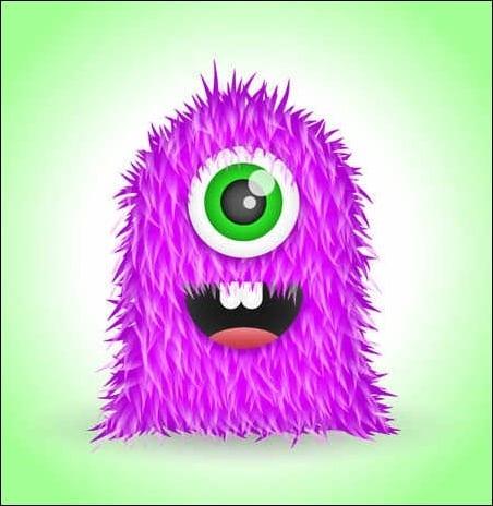 create-a-cute-furry-vector-monster