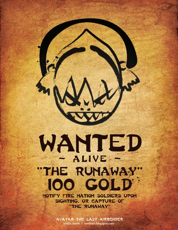 50 Amazing Examples Of Poster Designs – Examples of Wanted Posters