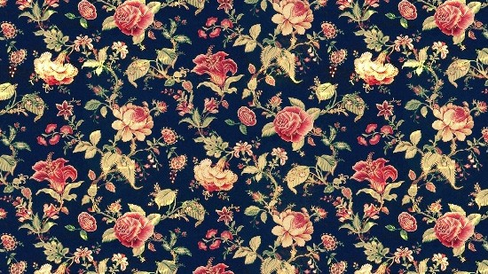 10-Seamless-Patterns-Of-Retro-Floral-thumb10