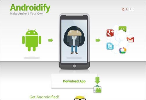 Androidify-cartoon-yourself