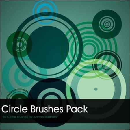 Circles-Brush-Pack-illustrator-brush