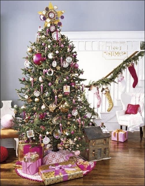 Clock-Christmas-