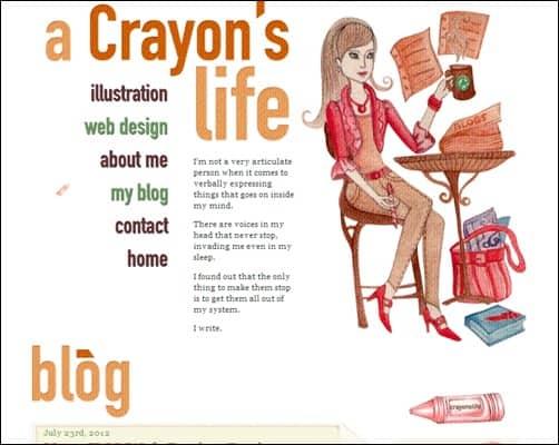 Crayon's-Life-personal-blog