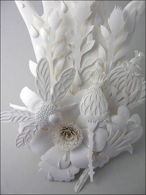 Hand-paper-art
