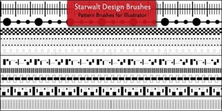 Illustrator-Pattern-Brushes-brush-sets