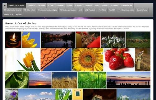 Justified-Image-Grid-wordpress-slider-plugin