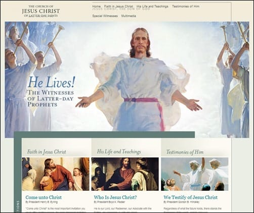 Latter-Day-Saints-church-websites