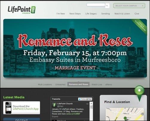 LifePoint-Church-best-church-websites