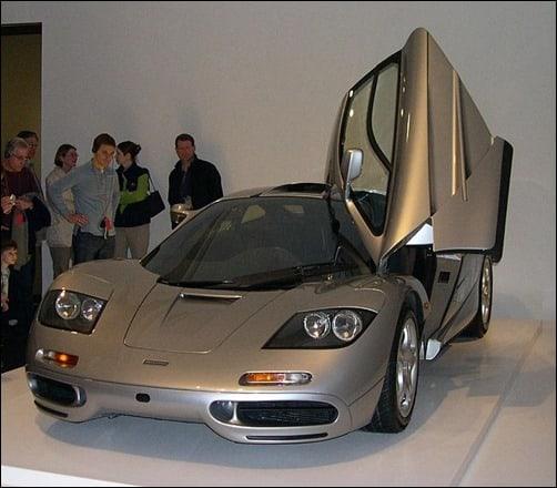 McLaren-F1 expensive cars