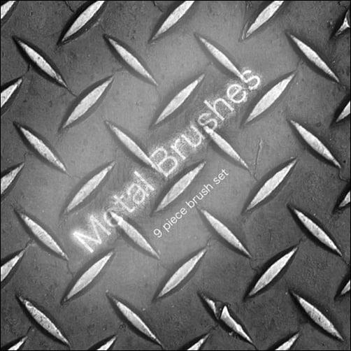 Metal-Set-metal-texture
