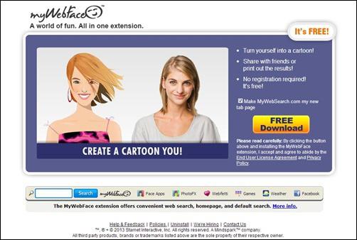 My-Web-Face-cartoon-yourself