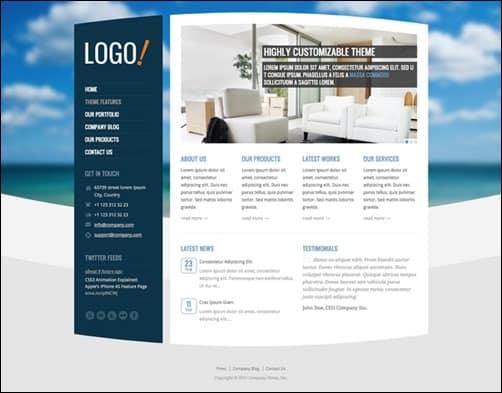 RT-Theme-15 wordpress business themes