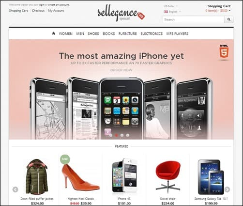 Sellegance-opencart-templates